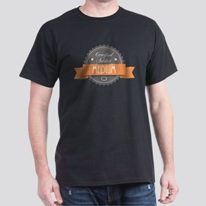 Certified Addict: Medium Dark T-Shirt