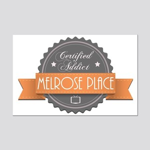 Certified Addict: Melrose Place Mini Poster Print