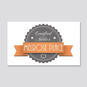 Certified Addict: Melrose Place 22x14 Wall Peel