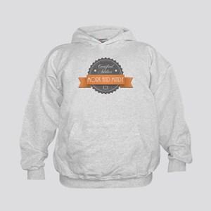 Certified Addict: Mork and Mindy Kid's Hoodie