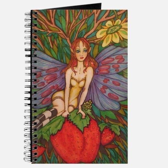 Strawberry Fairy Journal