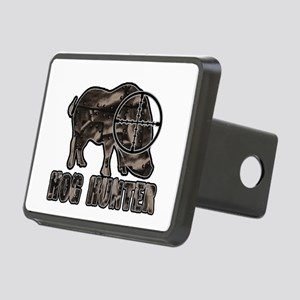 Riveted Metal Feral Hog Hunter Hitch Cover