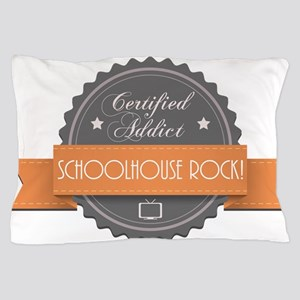 Certified Addict: Schoolhouse Rock! Pillow Case