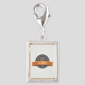 Certified Addict: Scrubs Silver Portrait Charm