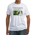 Fitted T-Shirt - Amazon