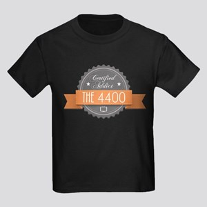 Certified Addict: The 4400 Kids Dark T-Shirt