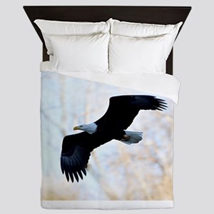Bald Eagle Queen Duvet