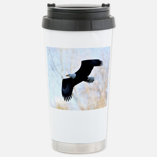 Bald Eagle Travel Mug