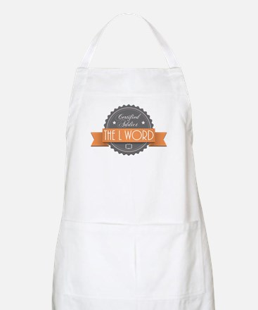 Certified Addict: The L Word Apron