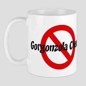 Anti Gorgonzola Cheese Mug