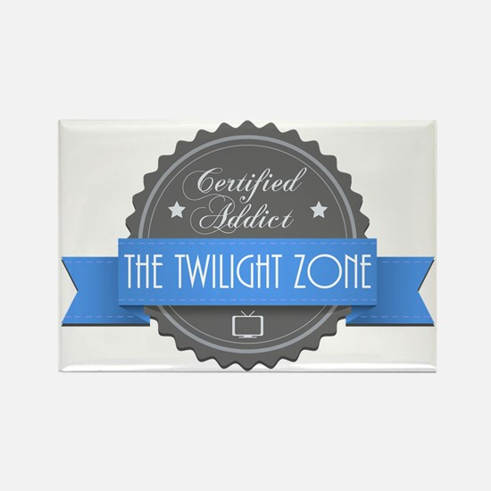 Certified Addict: The Twilight Zone Rectangle Magn