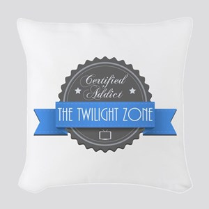 Certified Addict: The Twilight Zone Woven Throw Pi