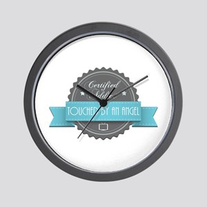 Certified Addict: Touched by an Angel Wall Clock