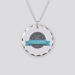 Certified Addict: Touched by an Angel Necklace Cir