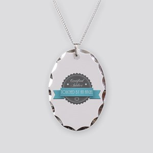 Certified Addict: Touched by an Angel Necklace Ova