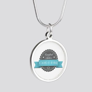 Certified Addict: Touched by an Angel Silver Round