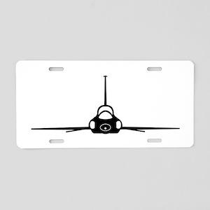 T-38 Aluminum License Plate