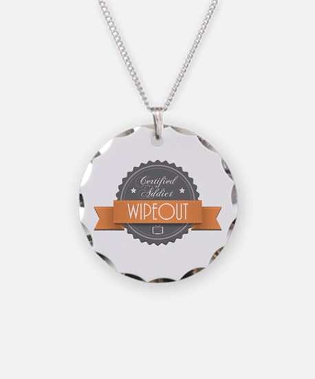 Certified Addict: Wipeout Necklace