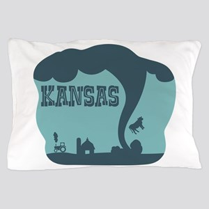 KANSAS Pillow Case