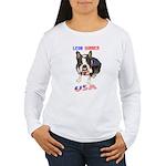 Leon Gunner USA Long Sleeve T-Shirt