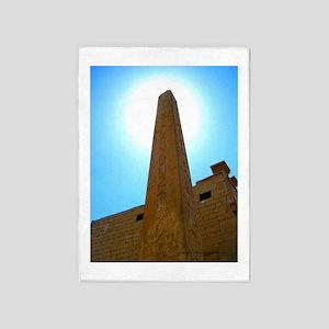 Obelisk 5'X7'area Rug