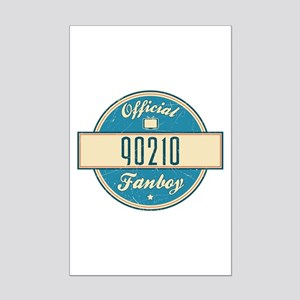 Official 90210 Fanboy Mini Poster Print