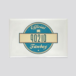 Official 90210 Fanboy Rectangle Magnet