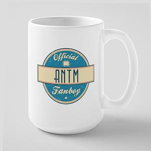 Official ANTM Fanboy Large Mug