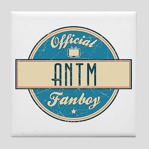 Official ANTM Fanboy Tile Coaster
