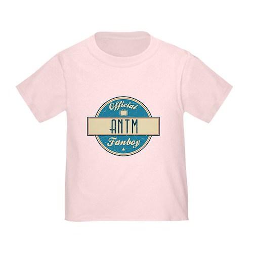 Official ANTM Fanboy Infant/Toddler T-Shirt