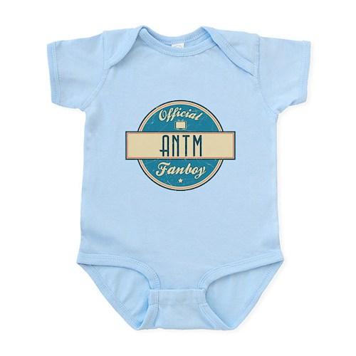 Official ANTM Fanboy Infant Bodysuit