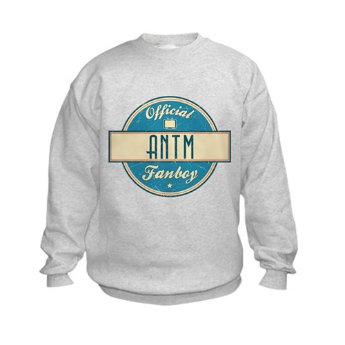 Official ANTM Fanboy Kids Sweatshirt