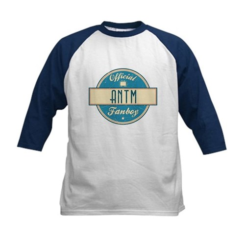 Official ANTM Fanboy Kids Baseball Jersey