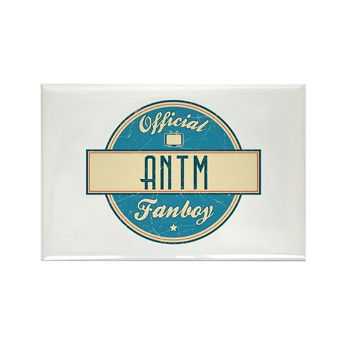 Official ANTM Fanboy Rectangle Magnet (100 pack)