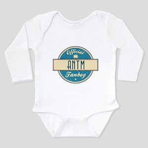 Official ANTM Fanboy Long Sleeve Infant Bodysuit
