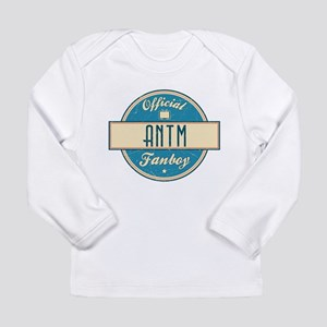 Official ANTM Fanboy Long Sleeve Infant T-Shirt