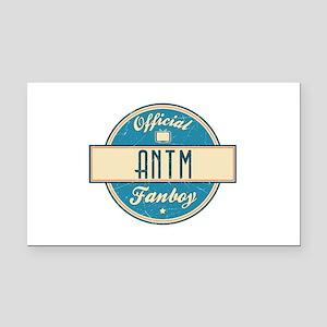 Official ANTM Fanboy Rectangle Car Magnet