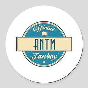 Official ANTM Fanboy Round Car Magnet