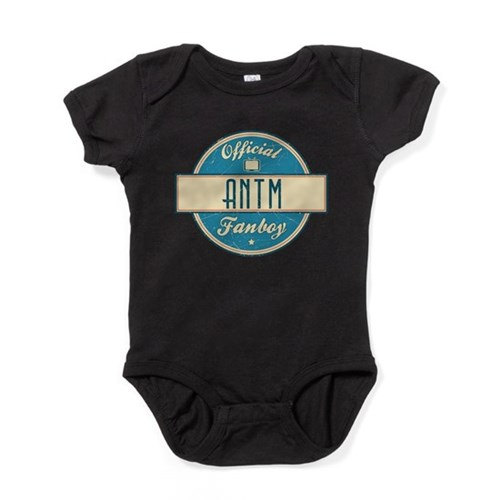 Official ANTM Fanboy Baby Bodysuit