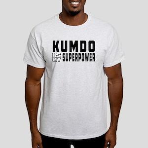 Kumdo Is My Superpower Light T-Shirt