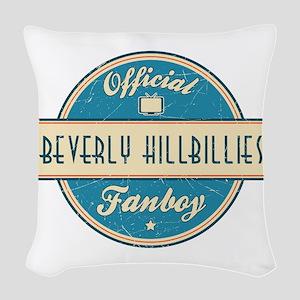 Official Beverly Hillbillies Fanboy Woven Throw Pi