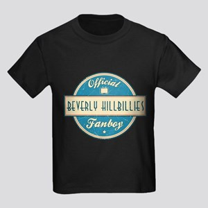 Official Beverly Hillbillies Fanboy Kids Dark T-Sh
