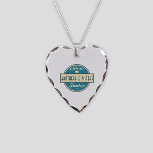 Official Brothers & Sisters Fanboy Necklace Heart