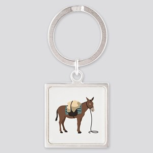 Pack Mule Keychains