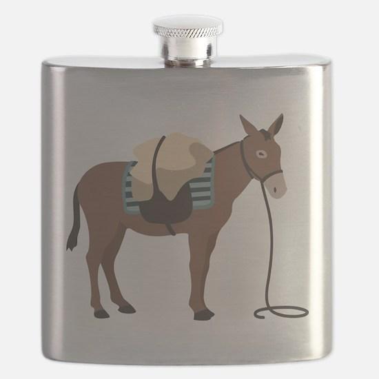 Pack Mule Flask