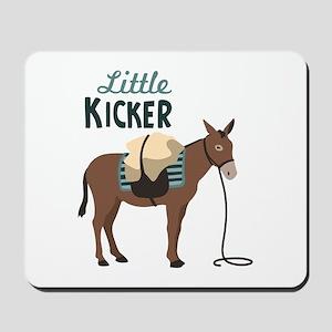 Little KICKER Mousepad
