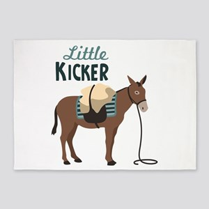 Little KICKER 5'x7'Area Rug