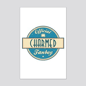 Official Charmed Fanboy Mini Poster Print