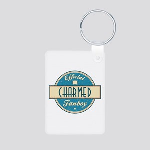 Official Charmed Fanboy Aluminum Photo Keychain