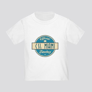 Official CSI: Miami Fanboy Infant/Toddler T-Shirt